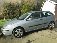 FORD FOCUS 1.8 TDCI EDGE 2005 ***MOT JULY 2017*** ONLY 125000 MILES***