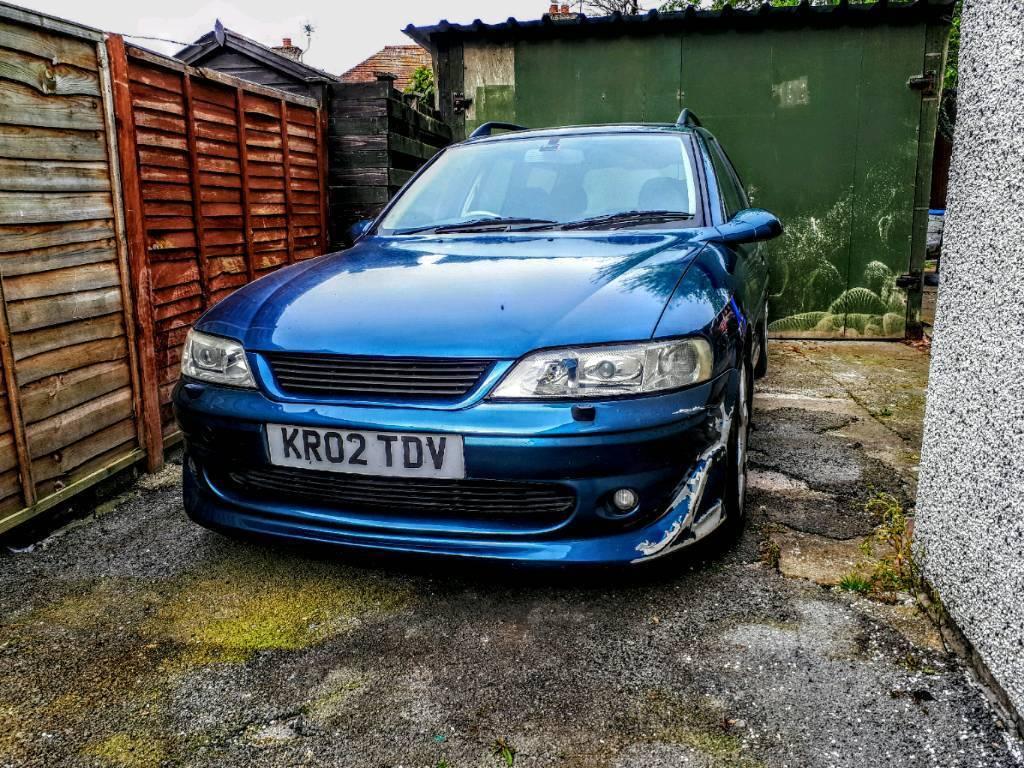 Rare Vectra Gsi Estate 26 V6 In Rhyl Denbighshire Gumtree