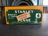 Stanley plane(Bailey number 4)
