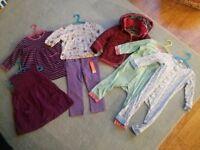 Girls clothing bundle 18-24 mths