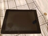Ipad 2 and its 16gb with case and charger.