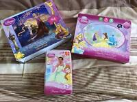 Collection Disney Princess Puzzles