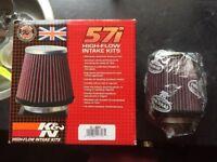 Vauxhall Tigra Twintop 1.8 K&N 57i Induction Kit