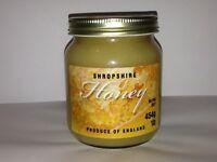 1 Lb(454g) local natural raw honey