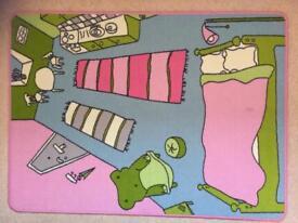 Rummet Ikea children's rug