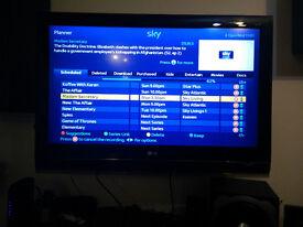 "LG 37"" HD Ready 1080p LCD TV"