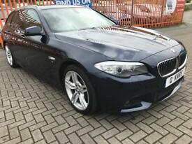 2010 (60) BMW 520d MSPORT TOURING / FULL BMW SERVICE HISTORY