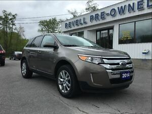 2014 Ford Edge SEL AWD  *1-owner  18Chromes  Tow pkg