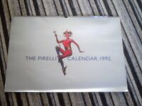 1992 PIRELLI CALENDAR