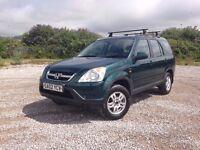 Honda CRV I-VTEC
