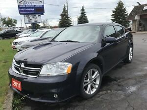 2011 Dodge Avenger SXT HEATED SEATS!  Alloy wheels!