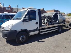 2010 IVECO DAILY RECOVERY TRUCK 65C18 (60 REG) *BARGAIN*