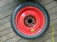 """Spare wheel 16"""", Pirelli tire"""