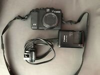 Canon Power Shot G15 Camera with charger