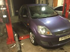 Ford Fiesta 1.25 low miles
