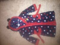 Child's Mickey Mouse Dressing Gown - Age 3-4 years