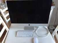 Late 201: iMac 3.2ghz Quad Core i5 27 inch 1TB boxed with Mouse and Keyboard
