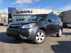 2015 Subaru Forester 2.5i Touring Package 2.5i Touring