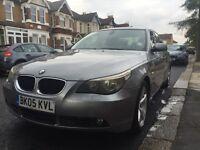 BMW 525d SE AUTO SAT NAV LEATER SEATS