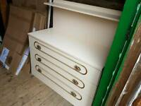 2 sets Cheast of drawers