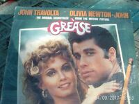GREASE THE MOVIE ORIGINAL DOULBE ALBUM SOUNDTRACK.