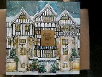 Liberty London Christmas advent calendar 2017 worth £500