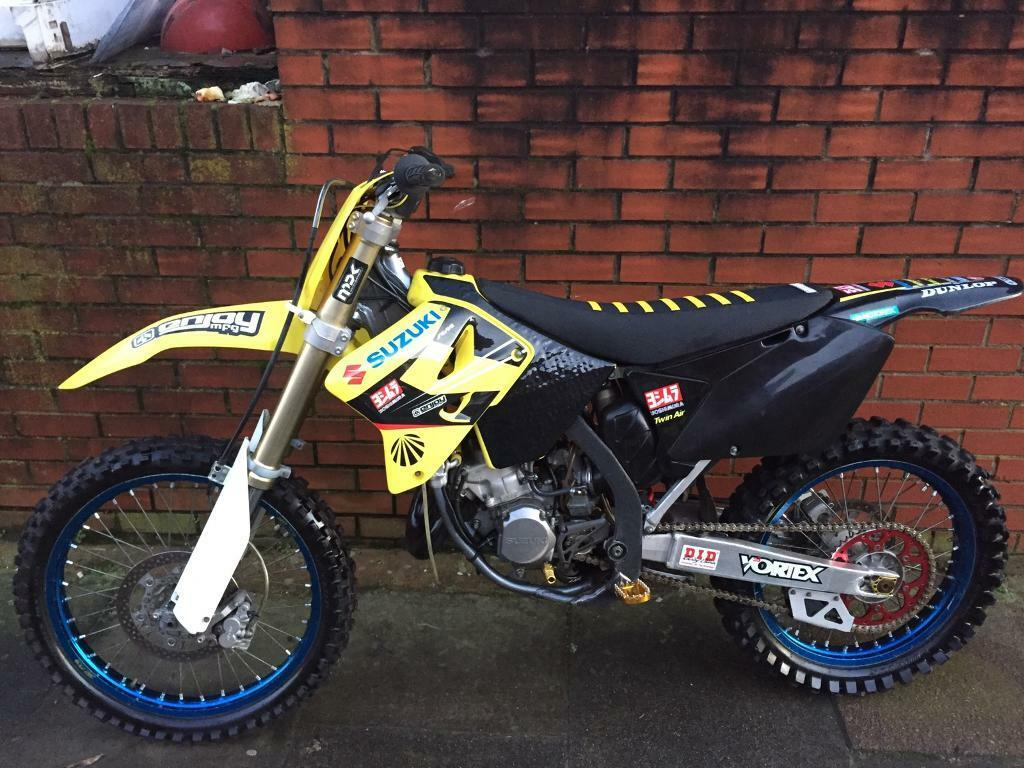 suzuki rm 125 2006 not crf cr rmz yz yzf yfz ktm kx kxf tc quad trx 250 450 in kilburn london. Black Bedroom Furniture Sets. Home Design Ideas
