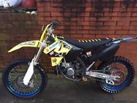 Suzuki rm 125 2006 not crf cr rmz Yz Yzf yfz ktm Kx Kxf Tc Quad trx 250 450