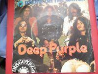 Rare Deep Purple records