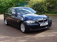 AUTOMATIC*** LOW MILEAGE****BMW 3 SERIES 2.0 318I SE 4d AUTO 128 BHP LEATHER TRIM, PARKING SENSORS