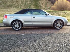 STUNNING AUDI A4 CABRIOLET 1.8T 2005