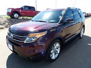 2011 Ford Explorer Limited, 4WD, Park Assist, NAV