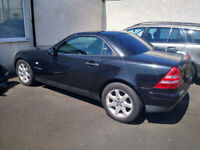 Mercedes-Benz, SLK, Convertible, 1999, Other, 2295 (cc), 2 doors