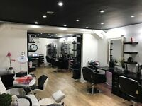 Hairstylist /Hairdresser wanted for an immediate start in a boutique salon in Kings Cross St.Pancras