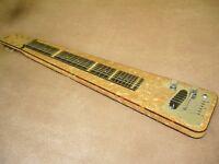 HOFNER ARTIST 115 VERY RARE 1980s LAP STEEL GUITAR.