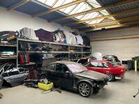 BREAKING BMW FOR SPARES - Parts available for E36 E46 E53 E81 E87 E90 E91 E92 330i 325i 320i 318i