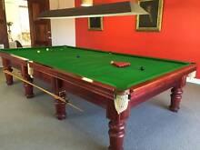Full-size snooker / billiards table Armidale Armidale City Preview