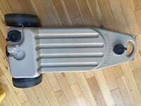 Aqua roll water carrier