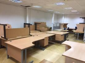 Office furniture all must go CHEAP. Ideal EXPORT