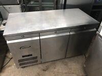 Two door Williams Bench 2 Door Freezer ( we also have matching fridge version)