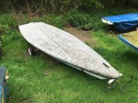 Laser 1 Dinghy For Sale