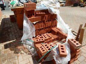 Engineering Bricks – Red Dragon Faced