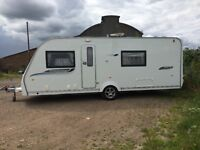 Coachman Pastiche 560/4 2010 fully loaded fixed bed model