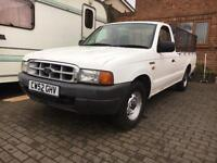 Ford ranger 2002 . Only done 60000 spares or repairs