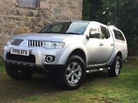 Mitsubishi L200 Auto / Immaculate / Canopy Fitted