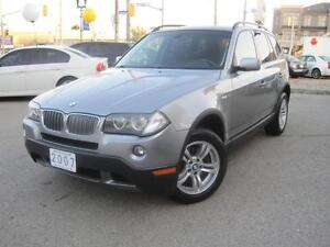 2007 BMW X3 3.0i | Leather • Roof