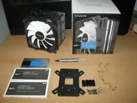 Cryorig H7 Single Tower Heatsink with 120mm Fan