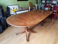 Genuine Antique Watling and Gallows Dining Table