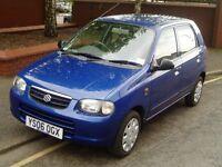 2006 Suzuki Alto 1.0 Gl. 35000 Miles. Mot April 2018. Lady owner. 5 door Hatch. £30 Road Tax.