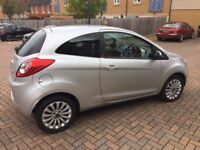Ford KA 1.2 Zetec - Good Condition - Low Mileage